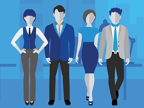 Look presentable and smart at the workplace