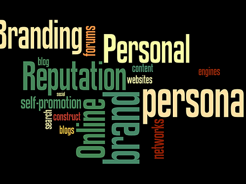 Reputation and personal branding