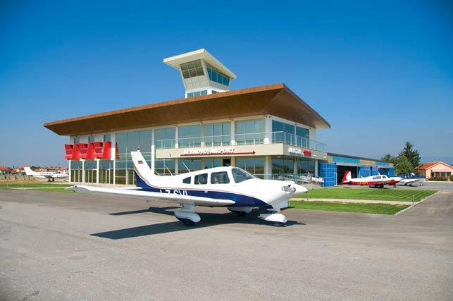 Lesnovo Airport