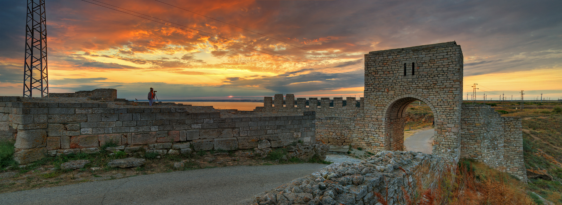 Fortress of Kaliakra