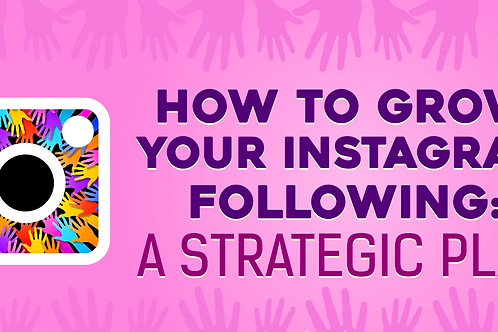 Expert tips to help you build your Instagram following