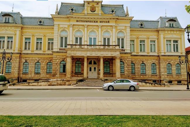 Battenberg Palace Ruse