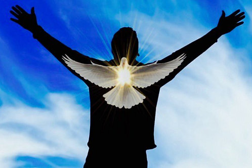Receive healing/power/gifts of the Holy Spirit