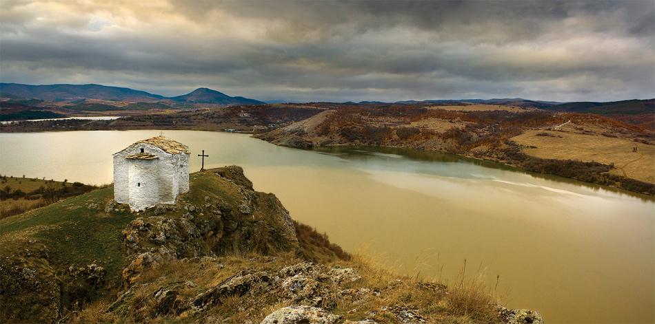 Pchelina Dam