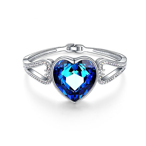 Angel Titanic Movie Heart Bracelet