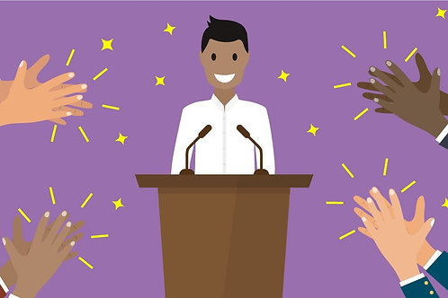 Successful conferences, speeches and presentations