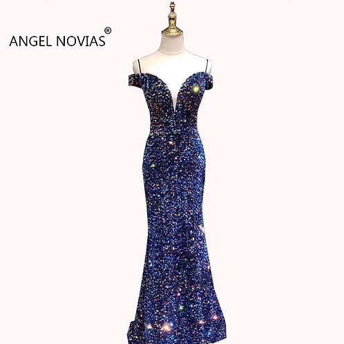 Angel Shiny Dress