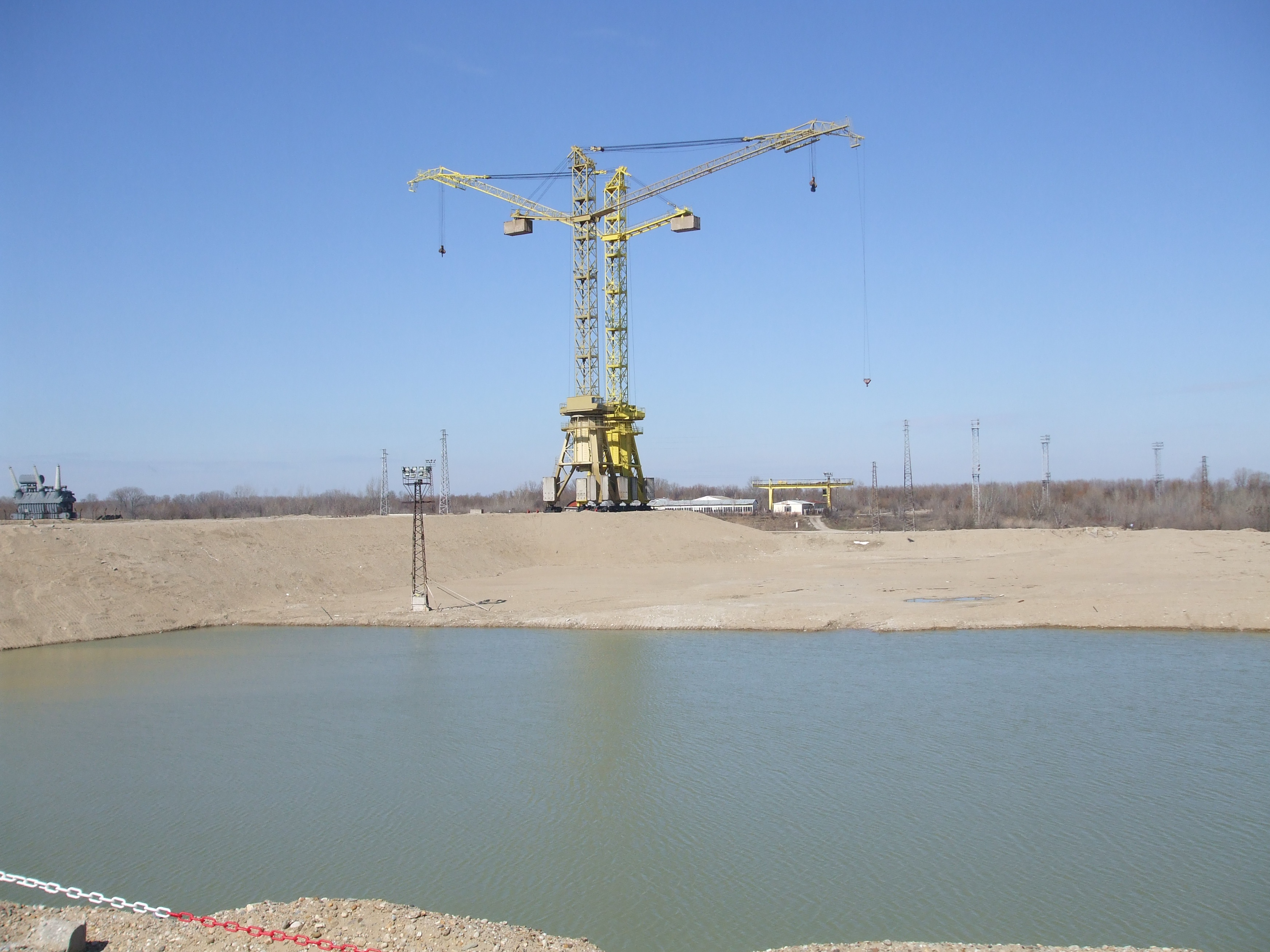 Belene nuclear construction site 6