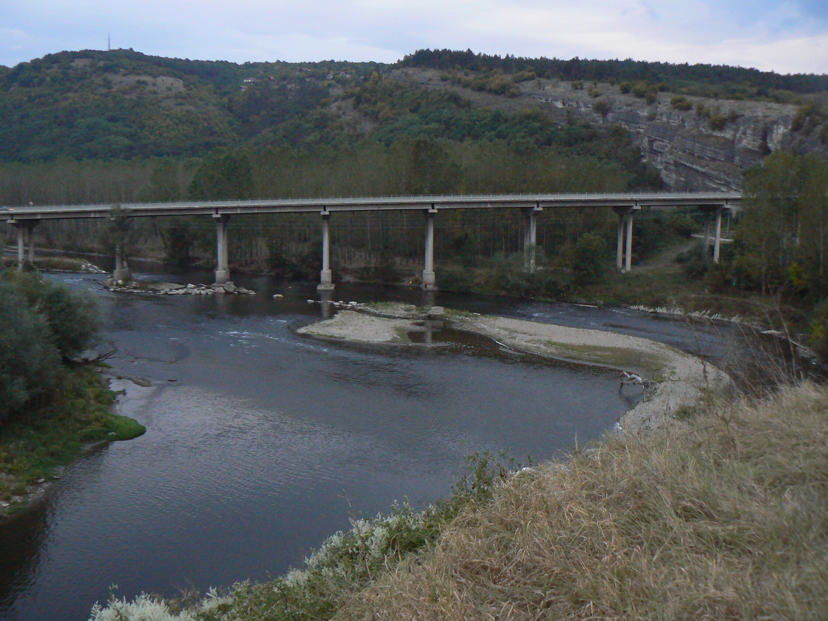 Mezdra Bridge