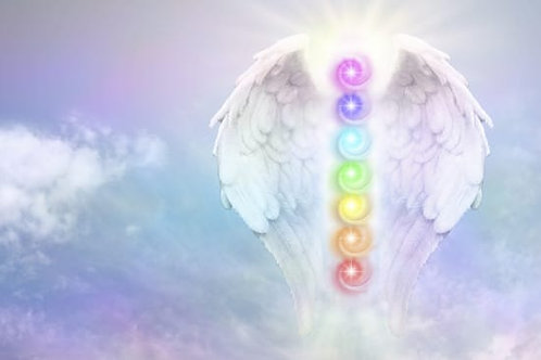 Clean/Clear/Balance your chakras with Archangels/With the Archangels