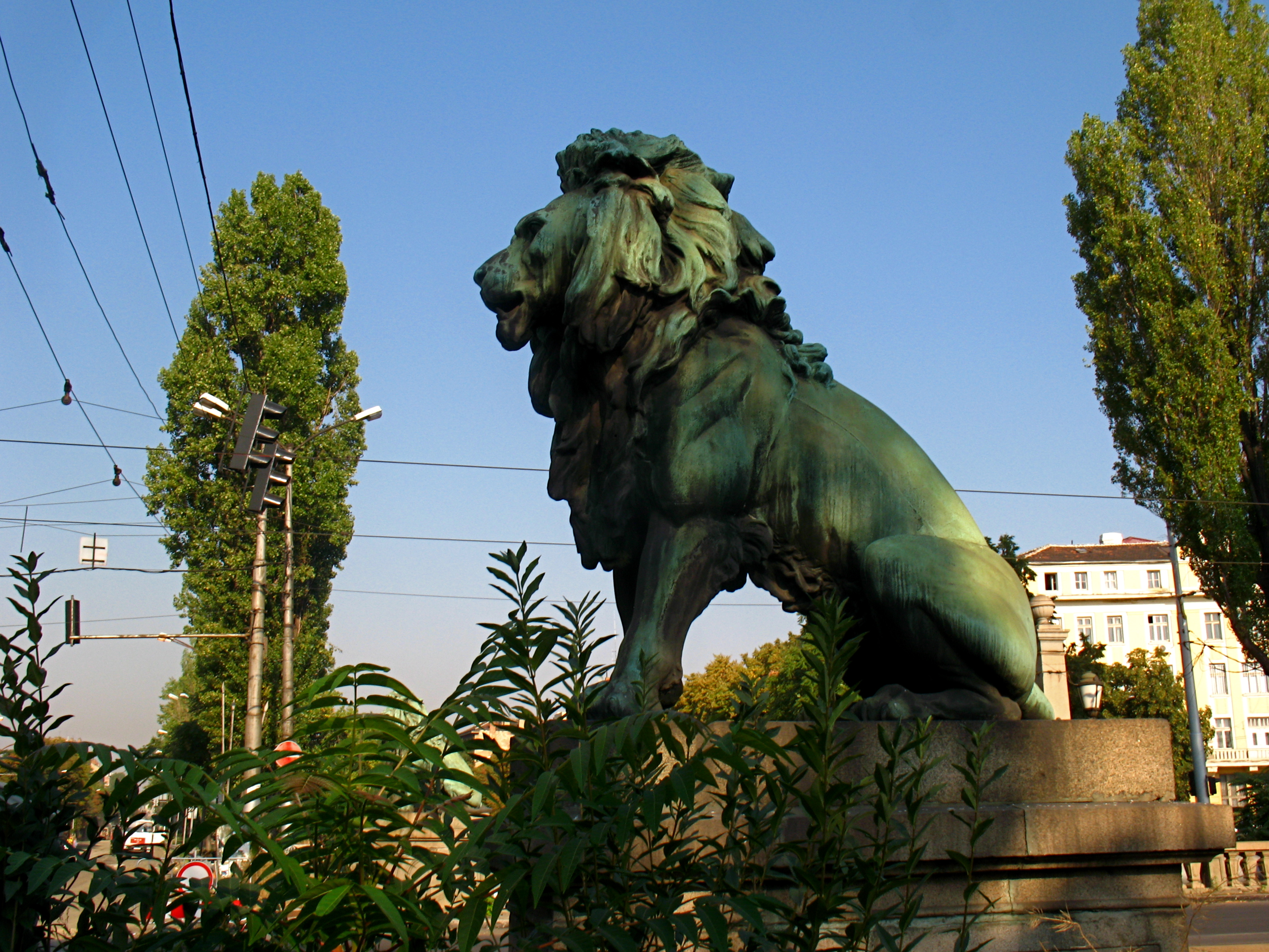 Lions Sofia Bridge