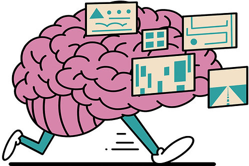 Physical exercises and mental games to increase memory and sales