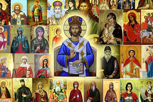 Power and wisdom of the Saints for problem solving, healing, protection and wish