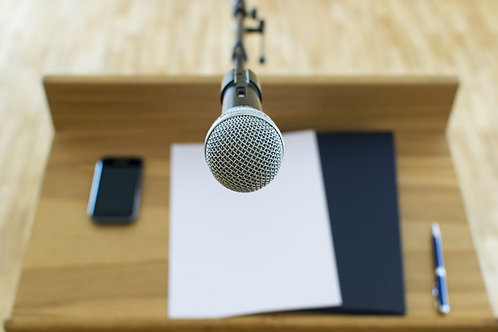 Ways to grow your public speaking business