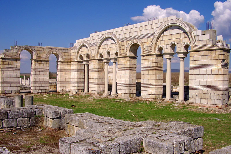 Great Basilica Pliska