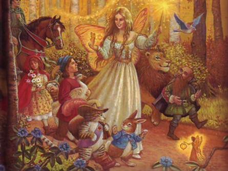 Fairy Tales Wisdom