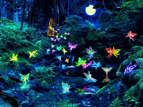 Crystal Fairy Healing