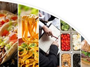 Workplace and business travels personal healthy eating menus