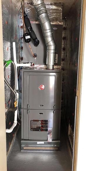 Hvac Install Full Blown Heating Amp Air Whittier Ca