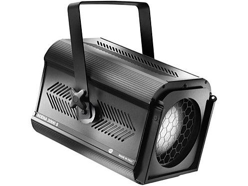 Projecteur PC DTS NEW SCENA antihalo 2000 W