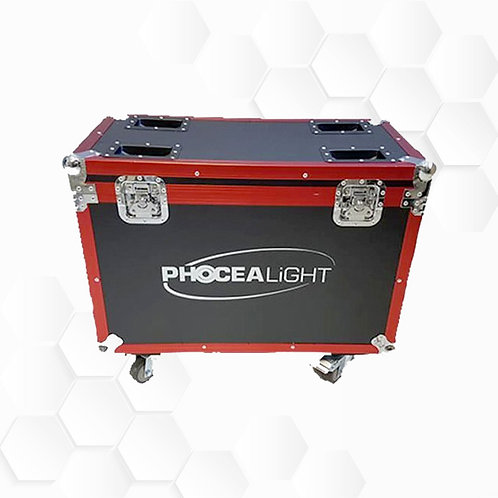 Flight Case Lyre 2en1