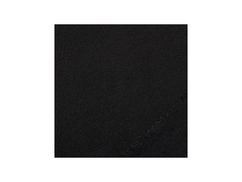 MOLLETON TITANS • Noir - Sergé lourd - 300 cm 320 g/m2 M1