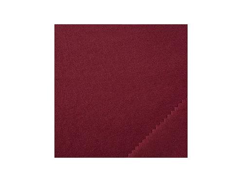 MOLLETON TITANS • Bordeaux - Sergé lourd - 300 cm 320 g/m2 M1