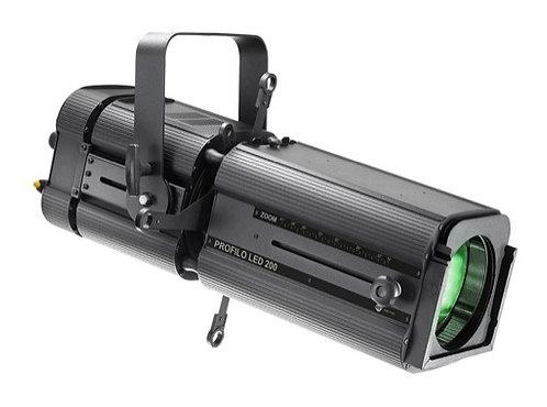 Découpe PROFILO LED 200 Full RGBW 200 W zoom 19 / 41 ° • DTS