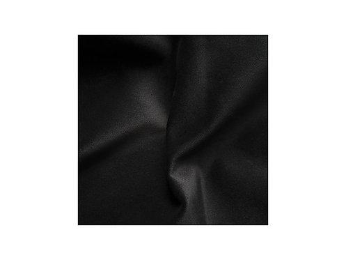VELOURS ARGOS • Noir - Coton M1 - 150 cm - 350 g/m2