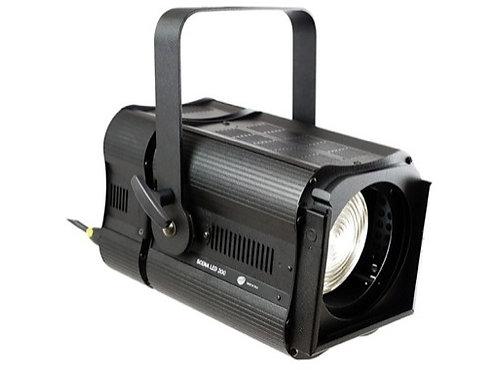 Projecteur Fresnel LED DTS SCENA LED 200 blanc variable