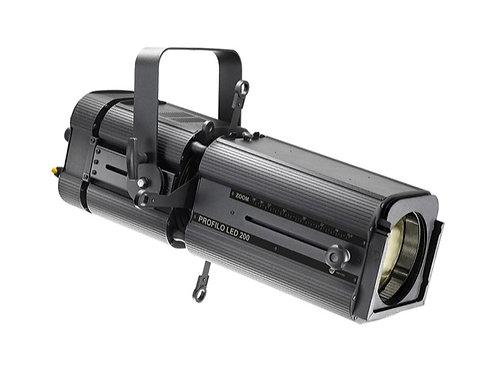 Découpe PROFILO LED 200 3 200 K 200 W zoom 15,5 / 38 ° • DTS  Référence :