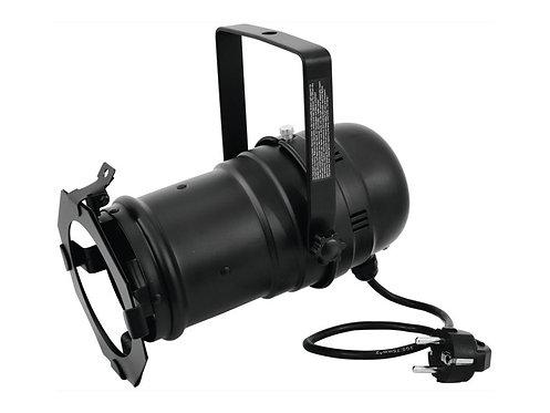 Projecteur PAR 30 noir