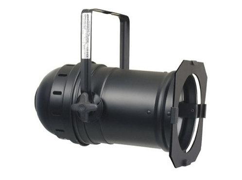 Projecteur PAR 64 long noir fermé