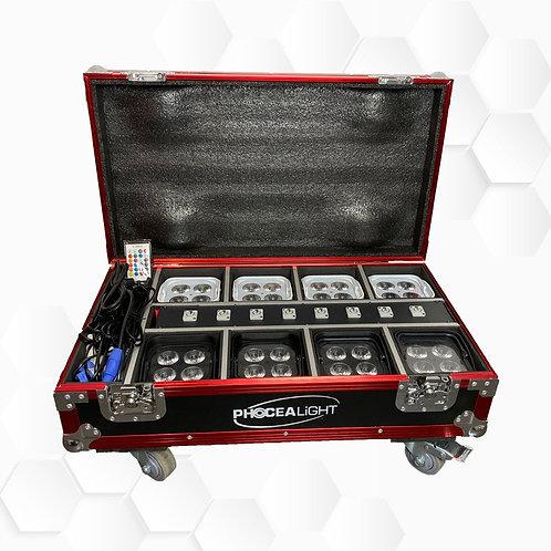 Flight case BOX 4 Mini - 8en1