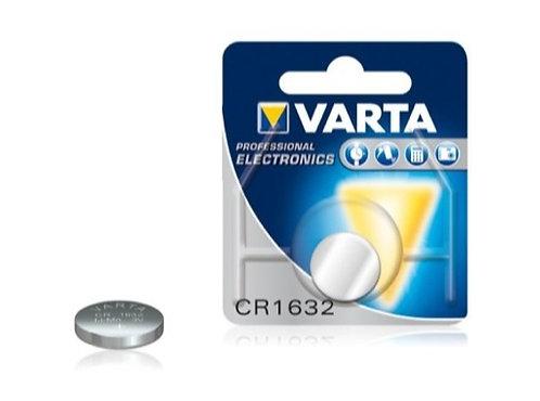 VARTA • Pile bouton Lithium CR1632 3V blister x 1
