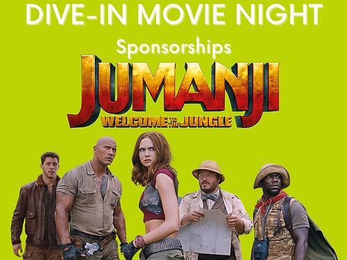 """Jumanji"" Sponsor Package"
