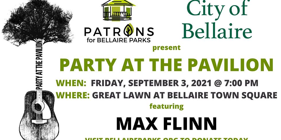 Party at the Pavilion - Max Flinn