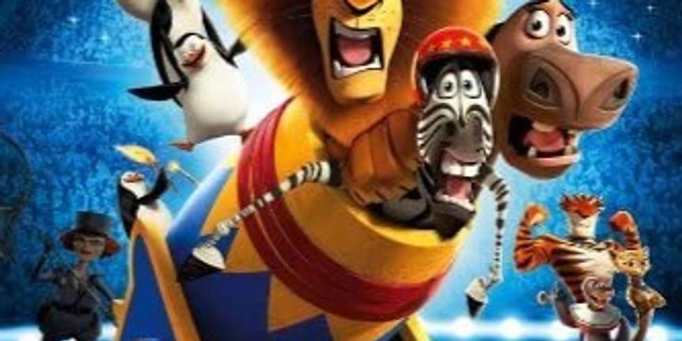 Carolina Classic Fair Take-over:  Madagascar 3