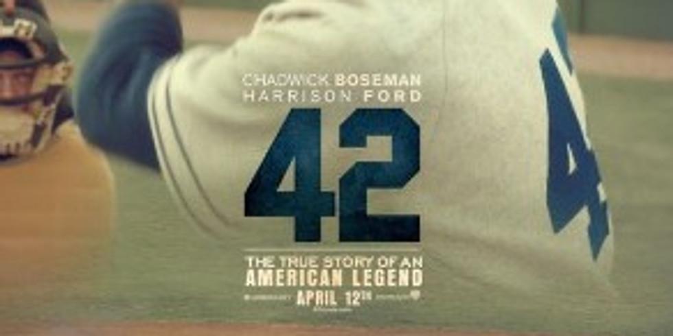 42 (starring Chadwick Boseman)