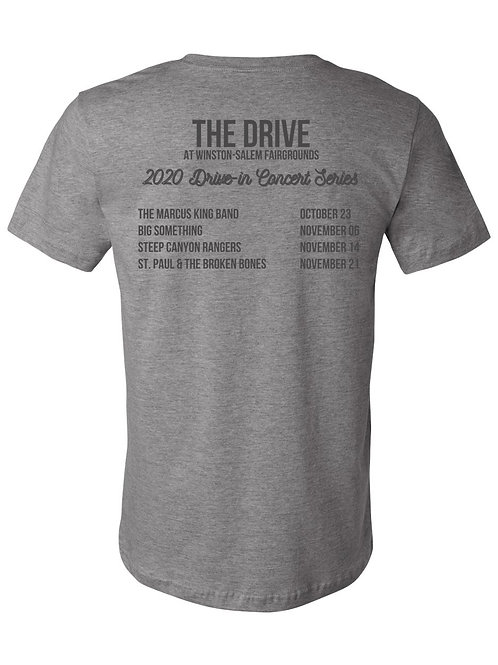Concert Series T-Shirt - Gray