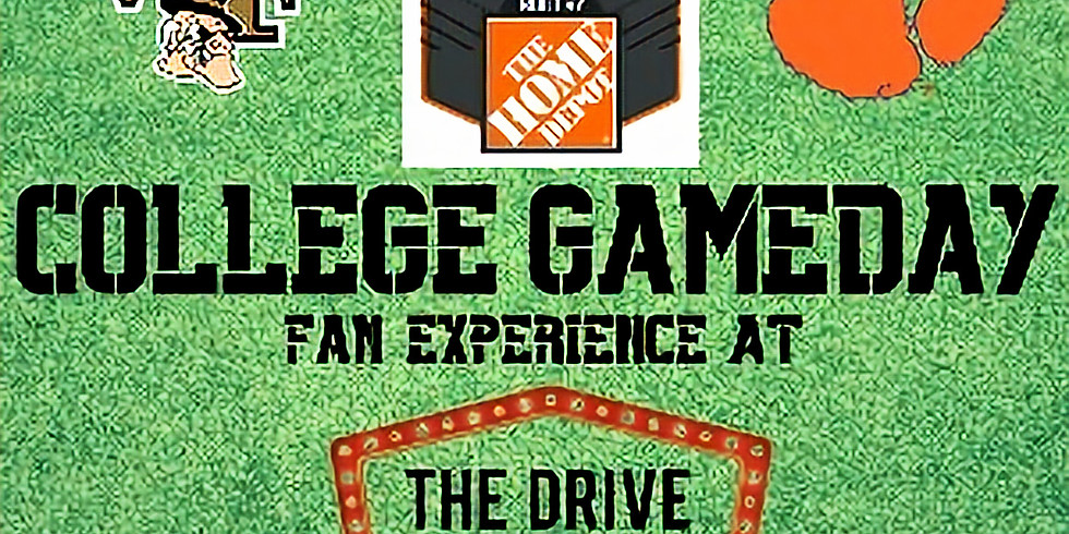 ESPN College GameDay Fan Experience