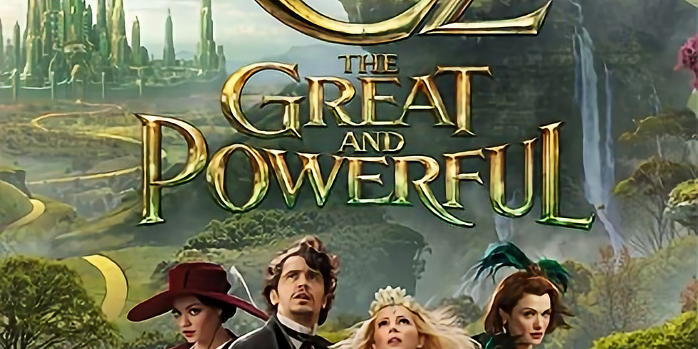 Carolina Classic Fair Take-over:  Oz the Great and Powerful