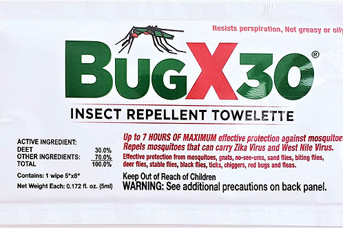 Insect Repellent Towelette