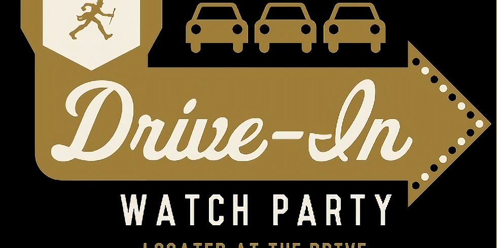 WFU Drive-in Watch Party at The Drive