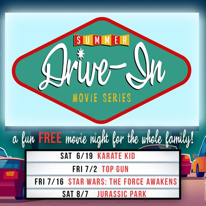 FREE MOVIE NIGHT - The Karate Kid