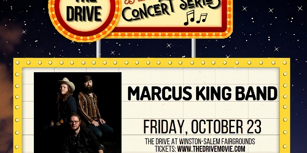 The Marcus King Band (Drive-in Concert Series)