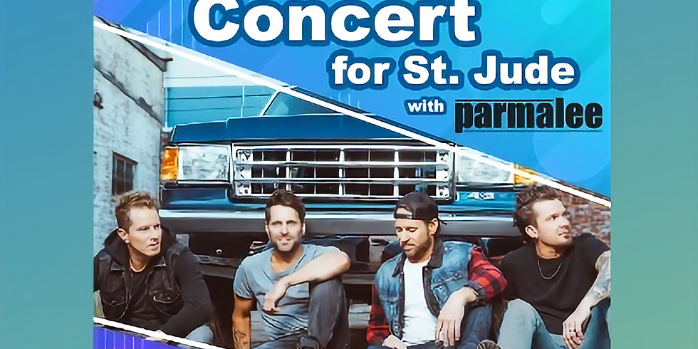 Parmalee - Drive-in Concert for St Jude by Q104.1