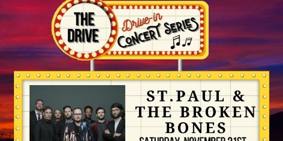 St Paul & the Broken Bones (Drive-in Concert Series)