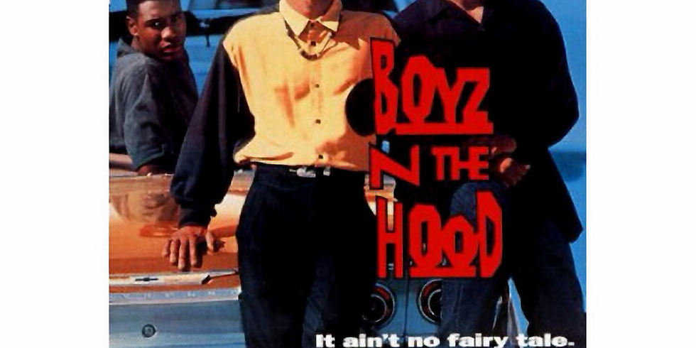 Boyz N The Hood (MIDNIGHT MOVIE)