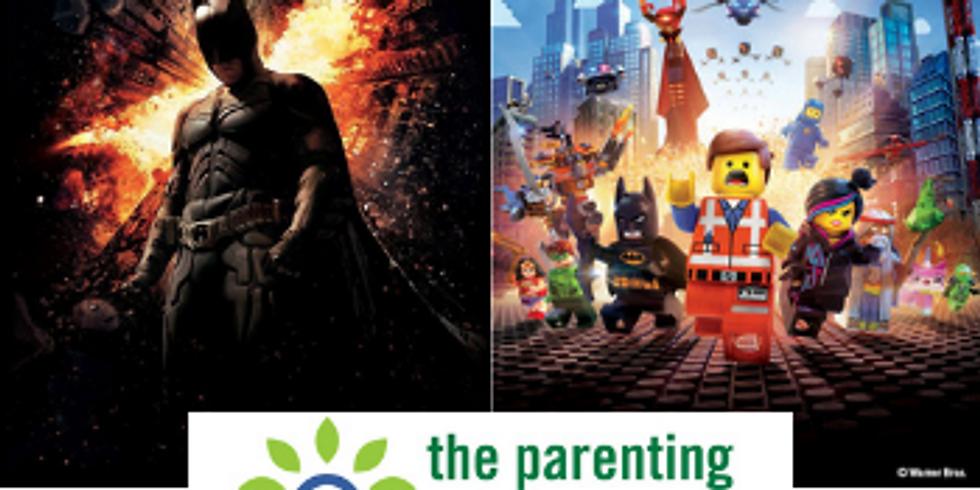 FREE MOVIE NIGHT - The Dark Knight Rises or The Lego Movie